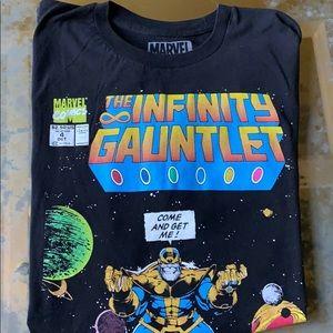 Marvel The Infinity Gauntlet men's T-shirt